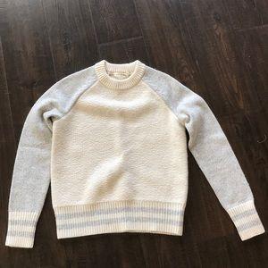 Rag and bone crew neck sweater